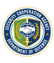 Defense Security Cooperation Agency (DSCA) seal